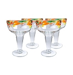 Rio Margarita Glasses Set of Four