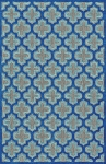 Raphia II Azul Indoor/Outdoor Rug