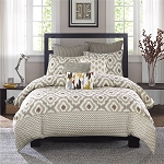 Sierra 3 Piece Duvet Cover Mini Set