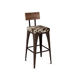 Udder Madness Upright Non Swivel Cow Stool
