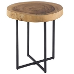 Arcadia Naturale End Table