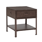 Benicia End Table with Drawer