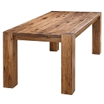 Byron Solid Walnut Dining Table