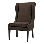 Harlow Captains Dining Chair - Charcoal