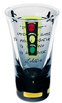 Stop Light Shot Glass by Lolita