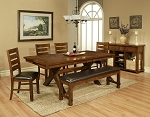 The Vineyard 7 Piece Dining Set