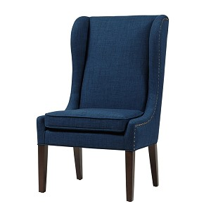 Harlow Captains Dining Chair - Navy